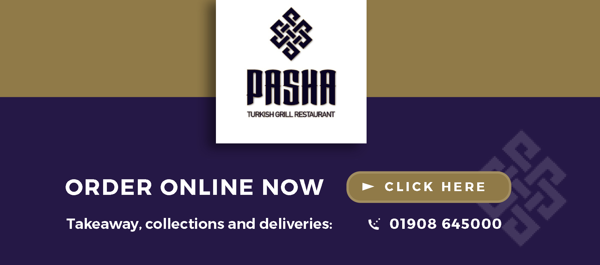 Order from Pasha Online Now